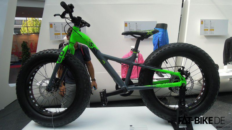 For Kids only: S'Chool Kids FATBike