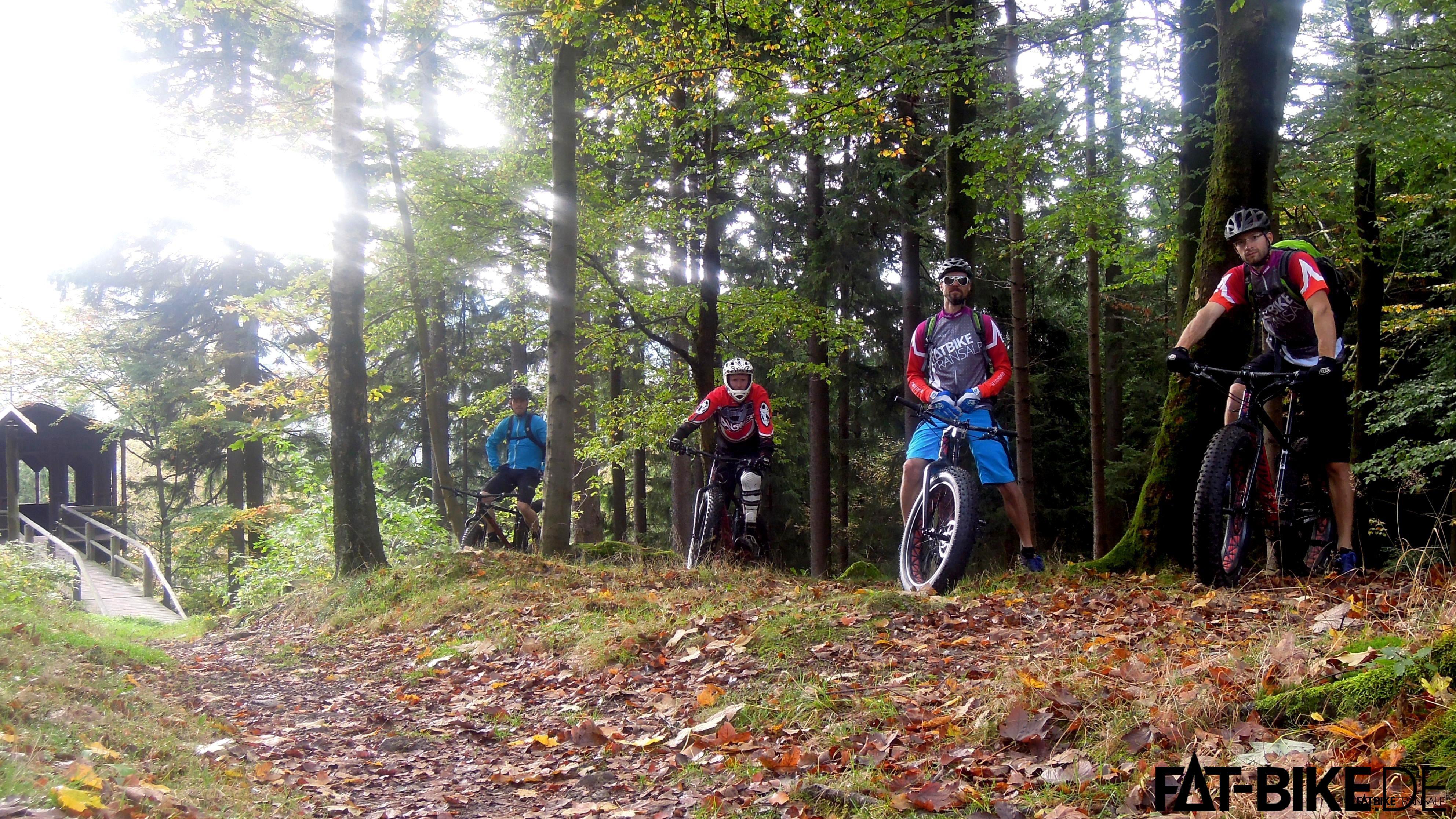 richtiger luftdruck mountainbike