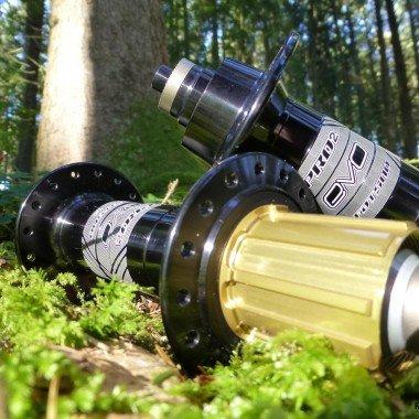 Länger als ein Wochenende: die FatSno Rear für 190mm Einbaubreite.