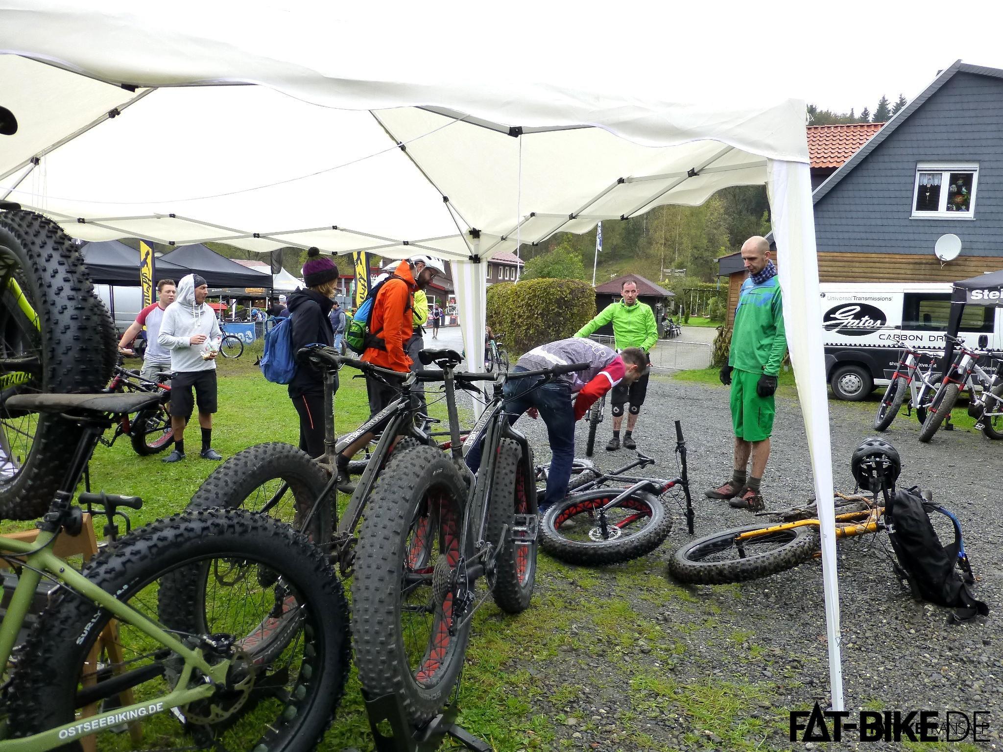 FATBike Event im Harz, die FATBike Jam
