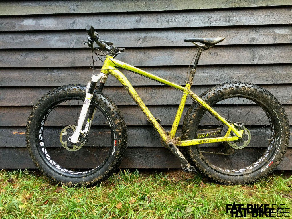 Specialized FatBoy Pro endurance test