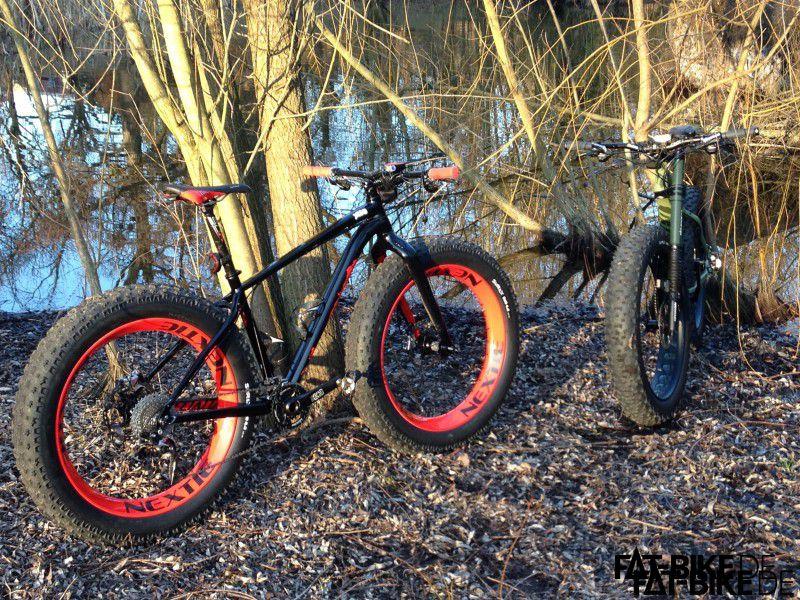Die Sonnenseite des Bikes. Dick bepackt mit XTR Teilen! (Quelle: Uli K.)