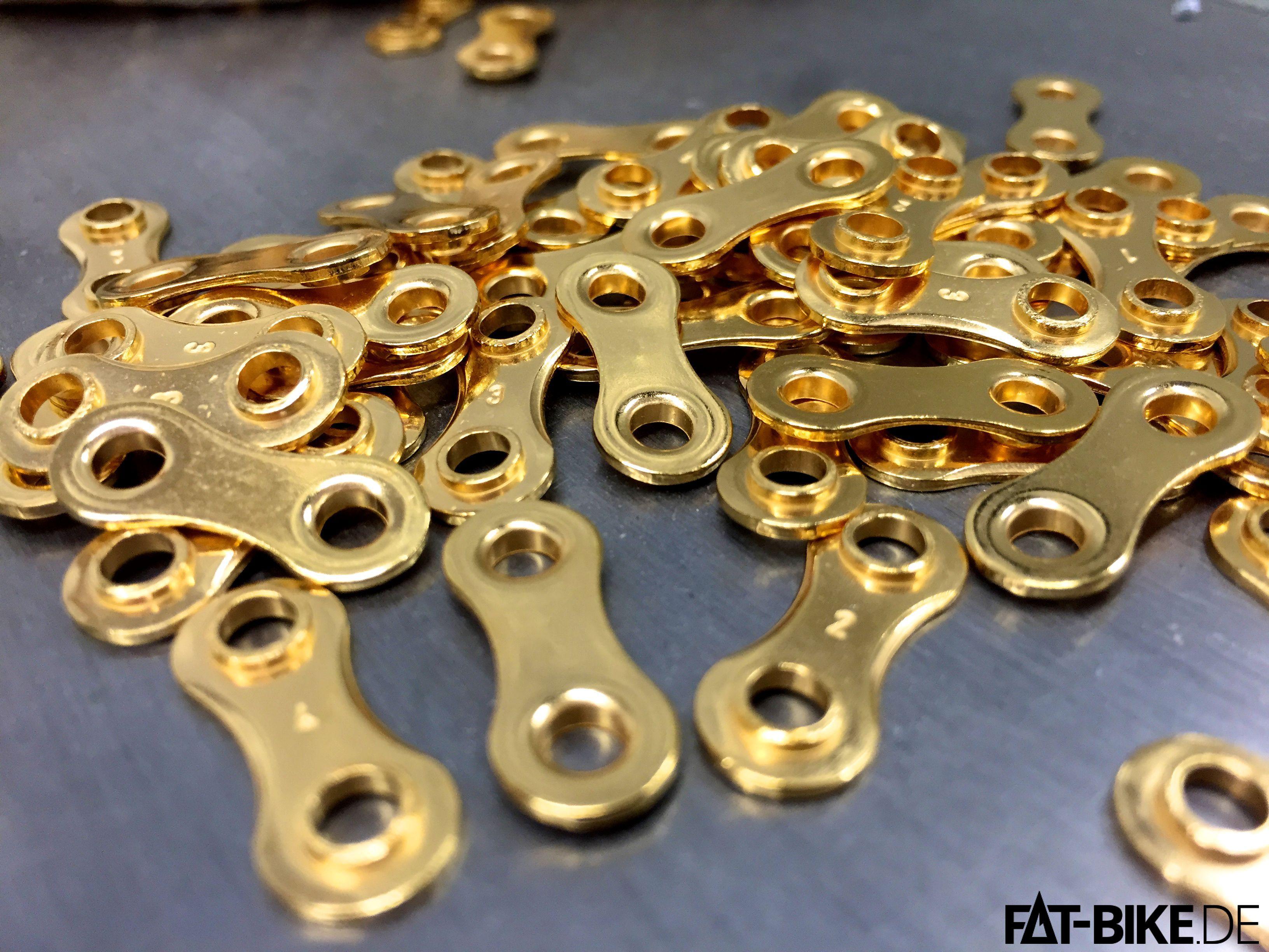 Rohloff S-L-T 99 vergoldet