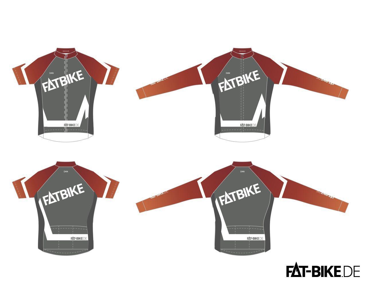 FAT-Bike.de Trikot