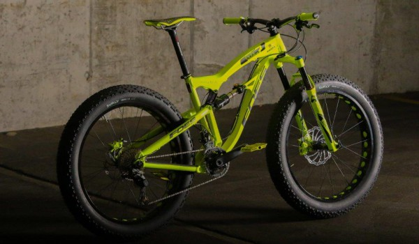foes mutz full suspension fatbike in h chstform. Black Bedroom Furniture Sets. Home Design Ideas