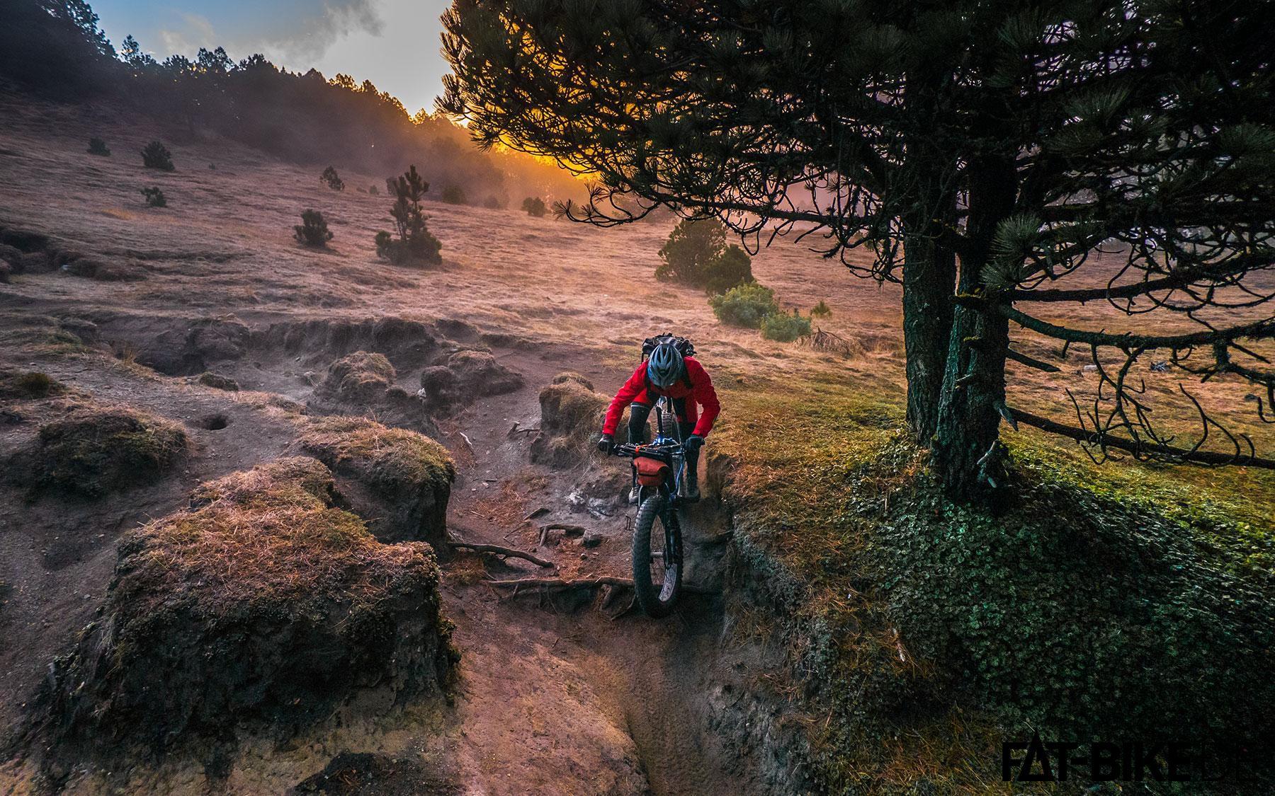 So stellt sich Fatback den Einsatz seiner Bikes vor (Quelle: fatbackbikes.com)