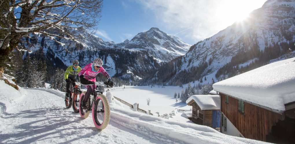 Snow Bike Festival 2017 in GStaad (by Nick Muzik)
