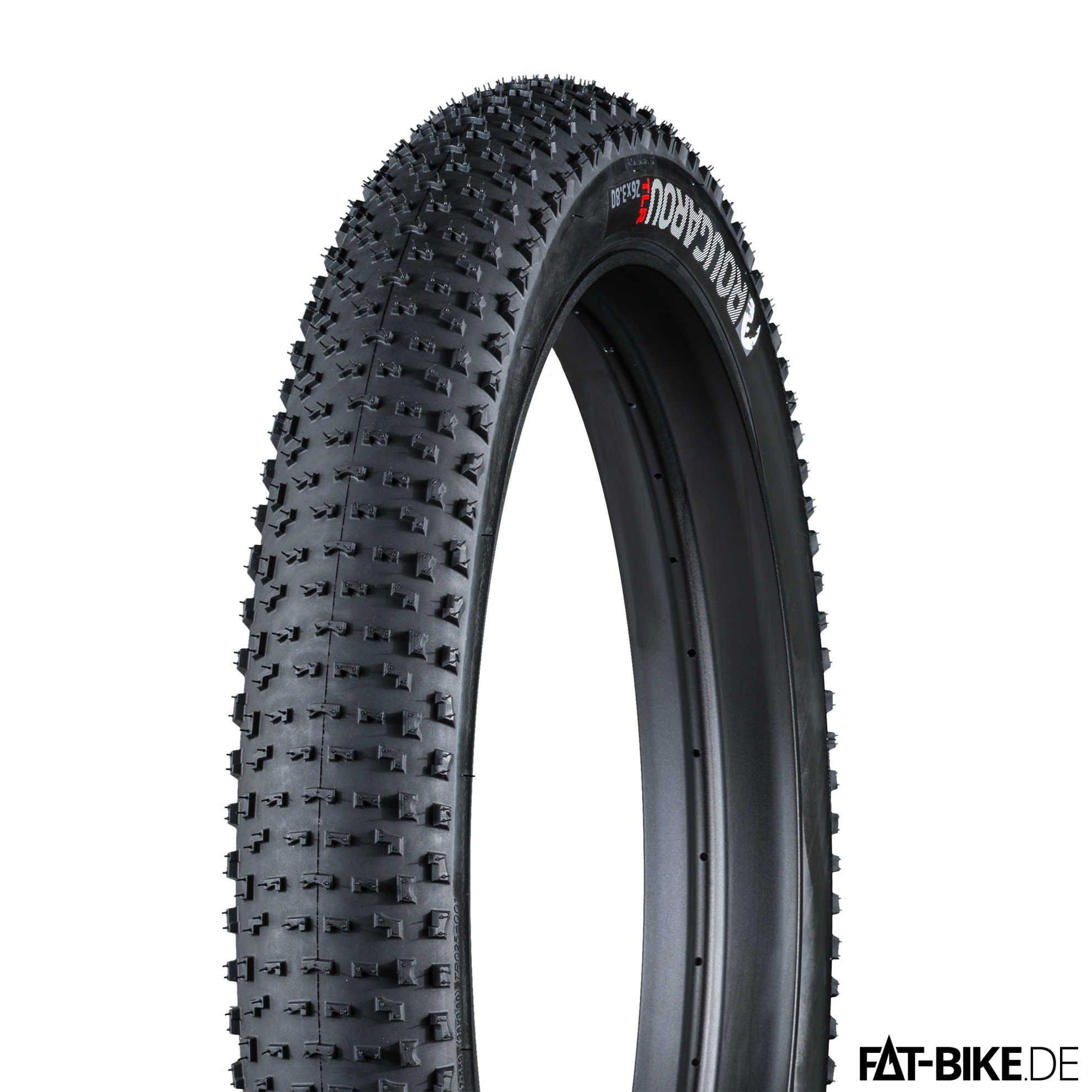 Bontrager Reifen Rougarou mit 3,8 Zoll