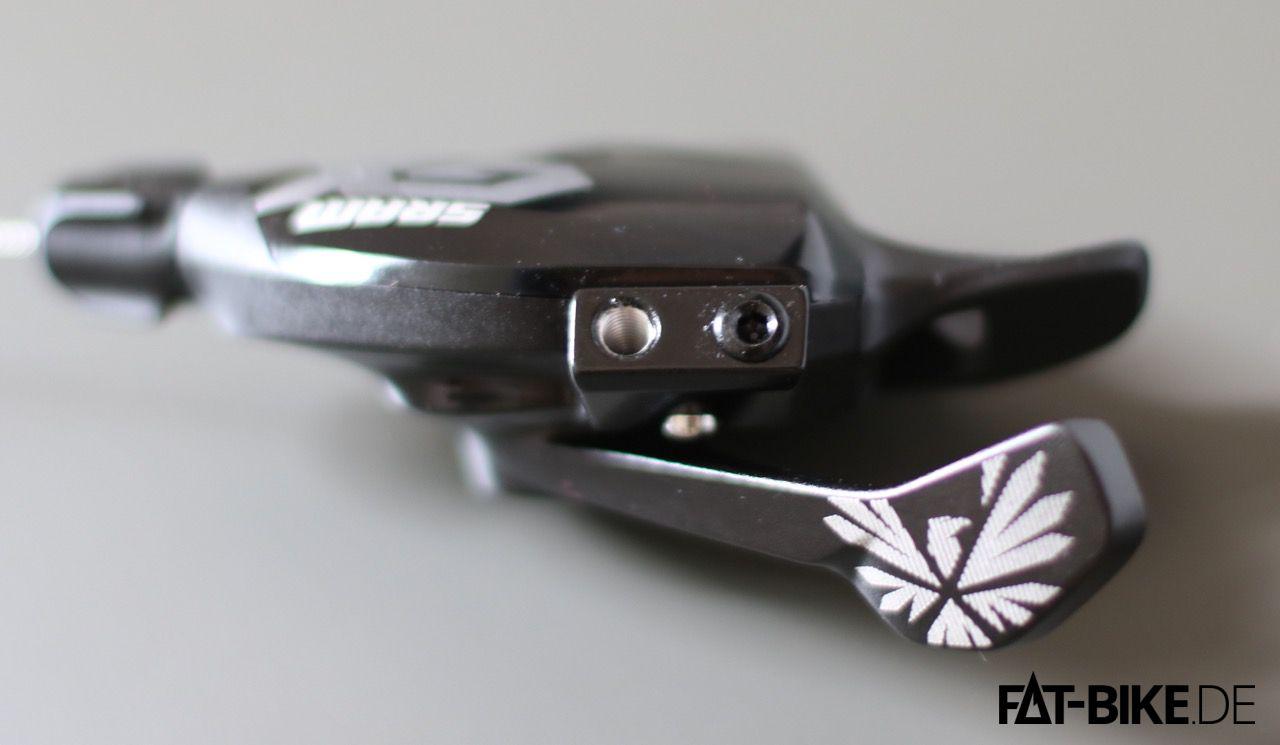 Der schaltet locker 12 Gänge: SRAM GX Eagle Trigger