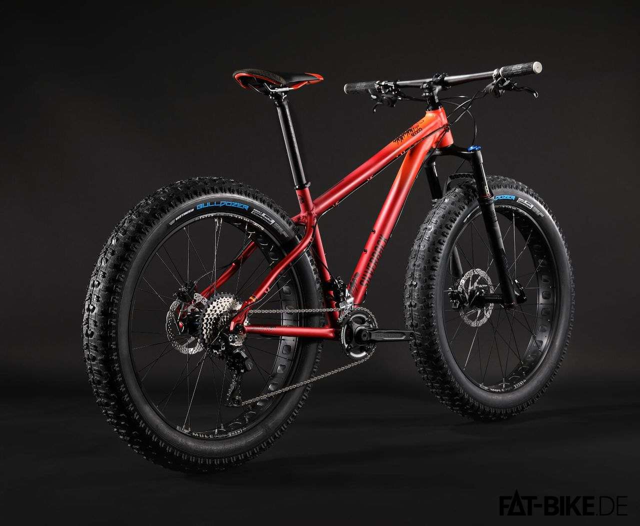 wir stellen die silverback fatbikes 2018 vor mit details. Black Bedroom Furniture Sets. Home Design Ideas