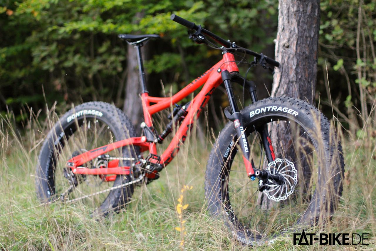 Alutech FAT Fanes Signature FATBike Fully