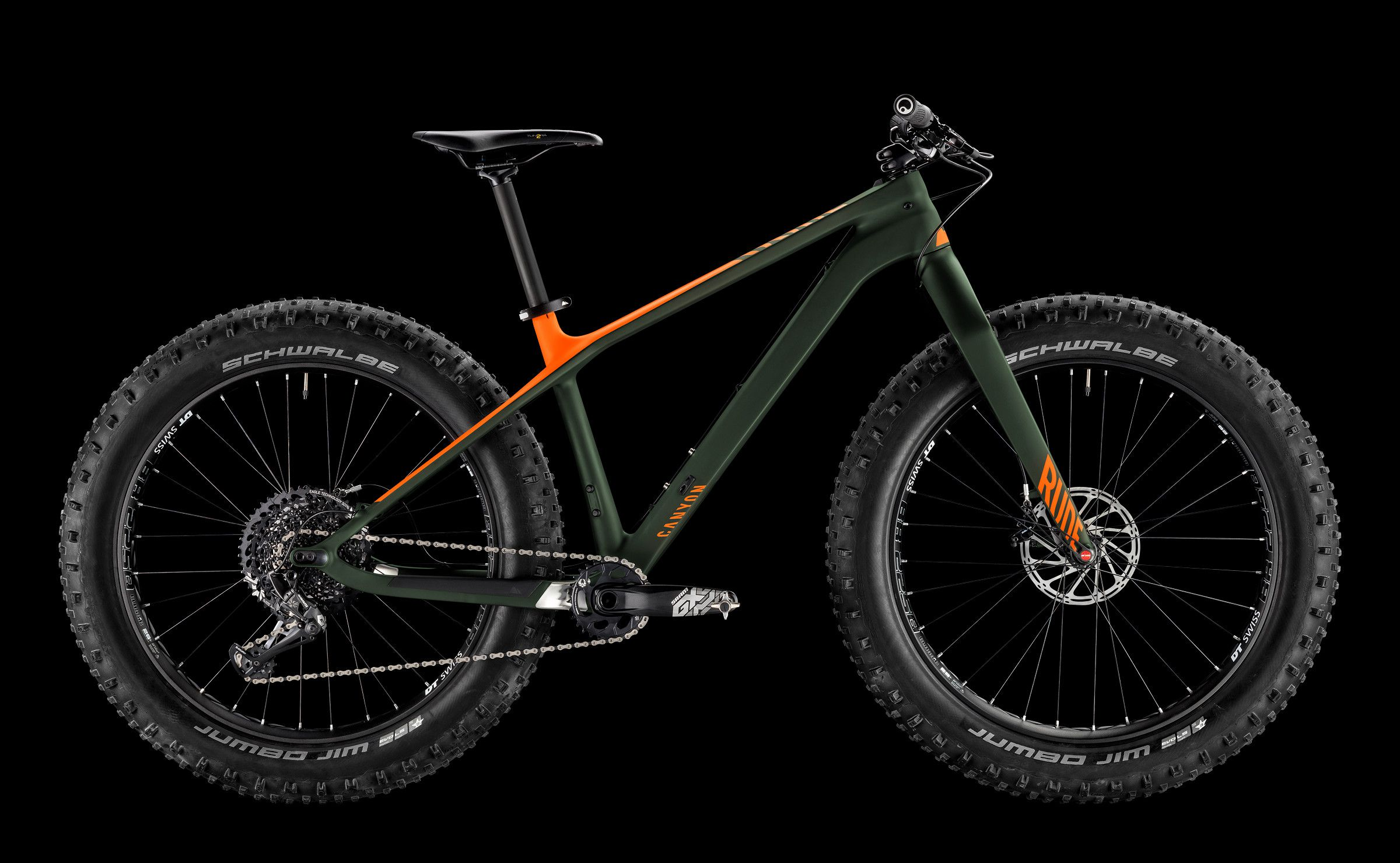 Canyon Dude 2018 CF 9.0 unlimited