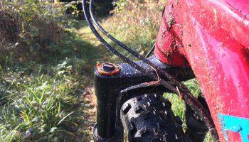MRP Ramp Control Cartridge im Wald-Einsatz