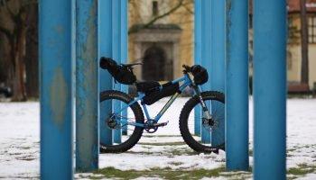 Topeak Bikepacking Taschen am Nicolai Argon FAT