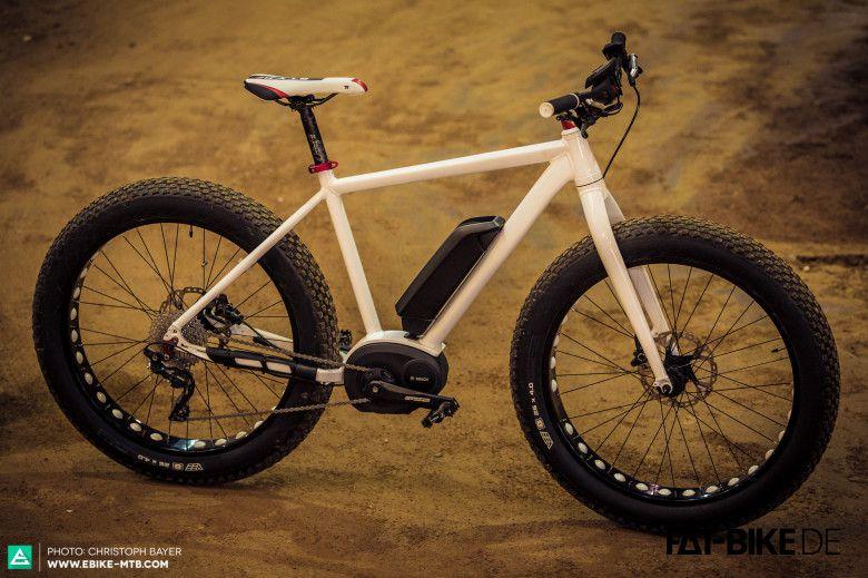 Bulls FATBike E-Bike Prototyp