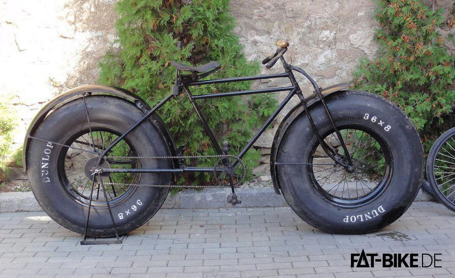 fatbike reifen teil 1 dicke sind gem tlich. Black Bedroom Furniture Sets. Home Design Ideas