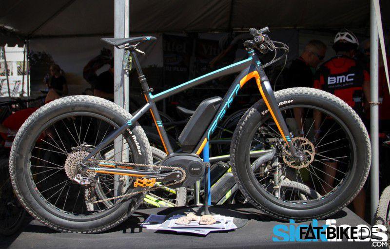 Felt FATBike E-Bike Prototyp