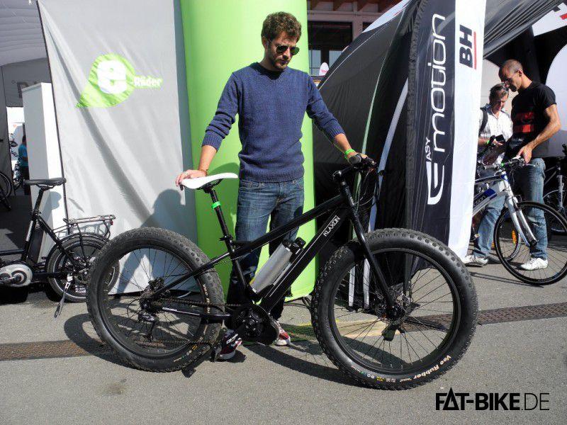 Klaxon FATBike E-Bike