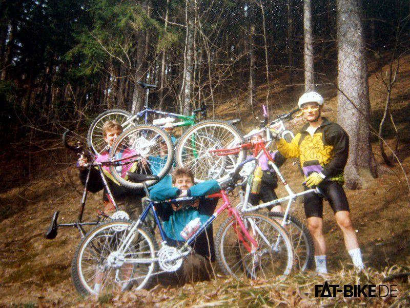 Oldschool Biker 1991