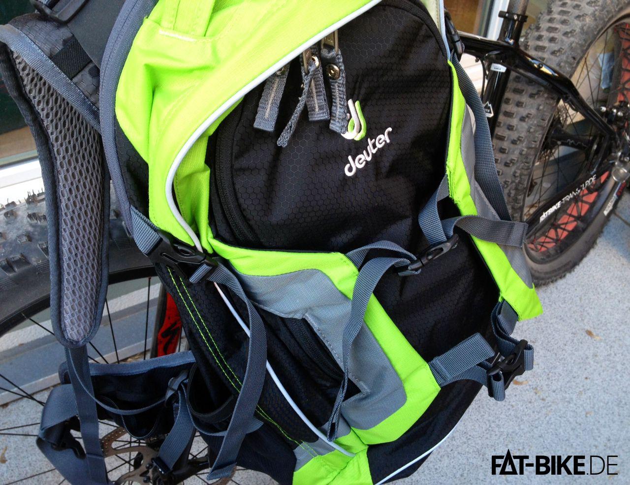 Deuter Trans Alpine Pro 28 Bike Rucksack