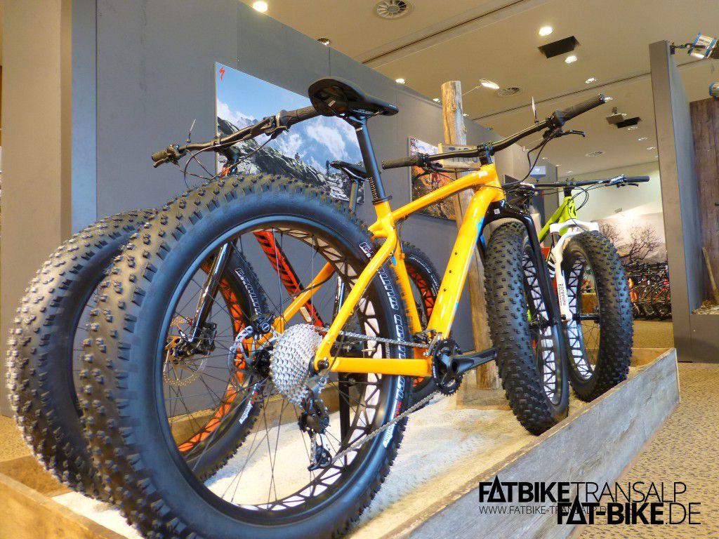 Nicht auf der Eurobike 2014: FatBoy 2015