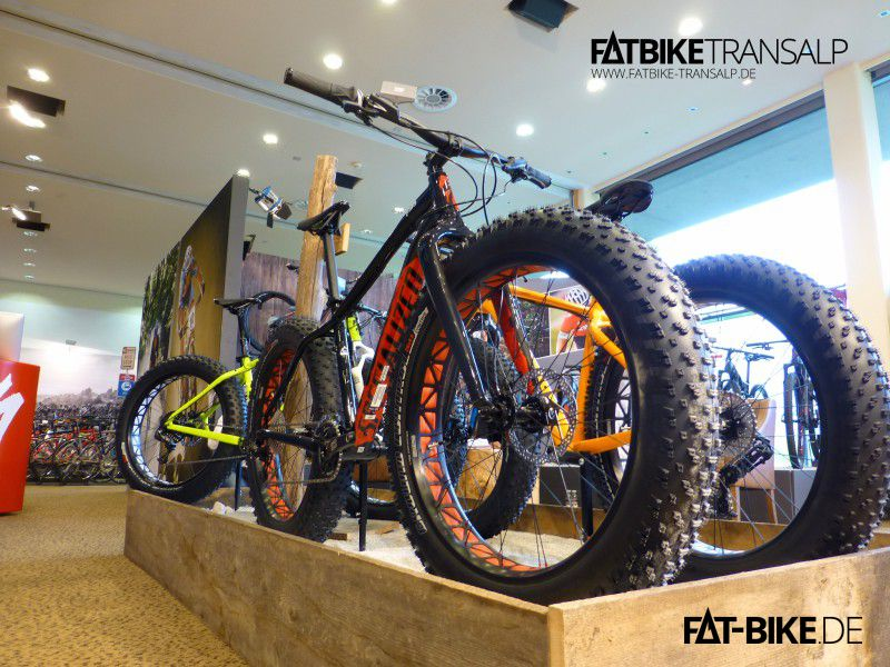 Specialized FatBoy Expert 2015