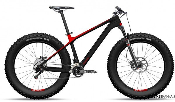 Canyon DUDE CF FATBike
