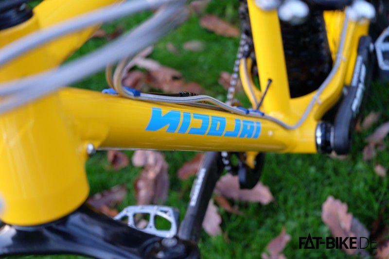 Nicolai Argon Fat gelb