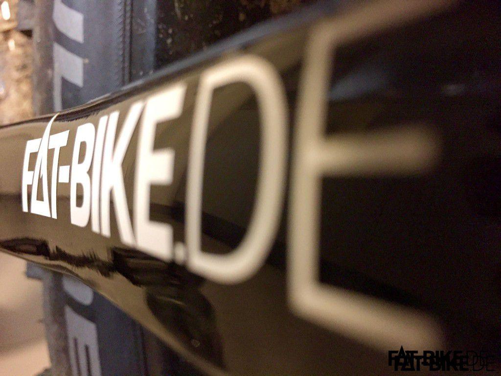 FAT-Bike.de Sticker für Deine Kettenstrebe