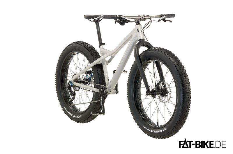 Rose The Tusker 1 Einsteiger FATBike