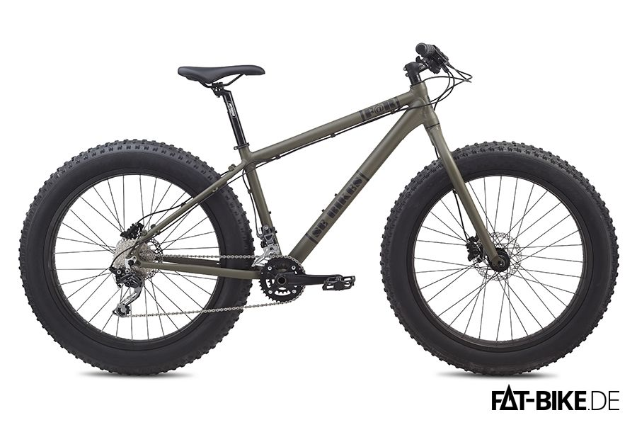 Australisches FATBike F@R von SE Bikes für 1.299 EUR
