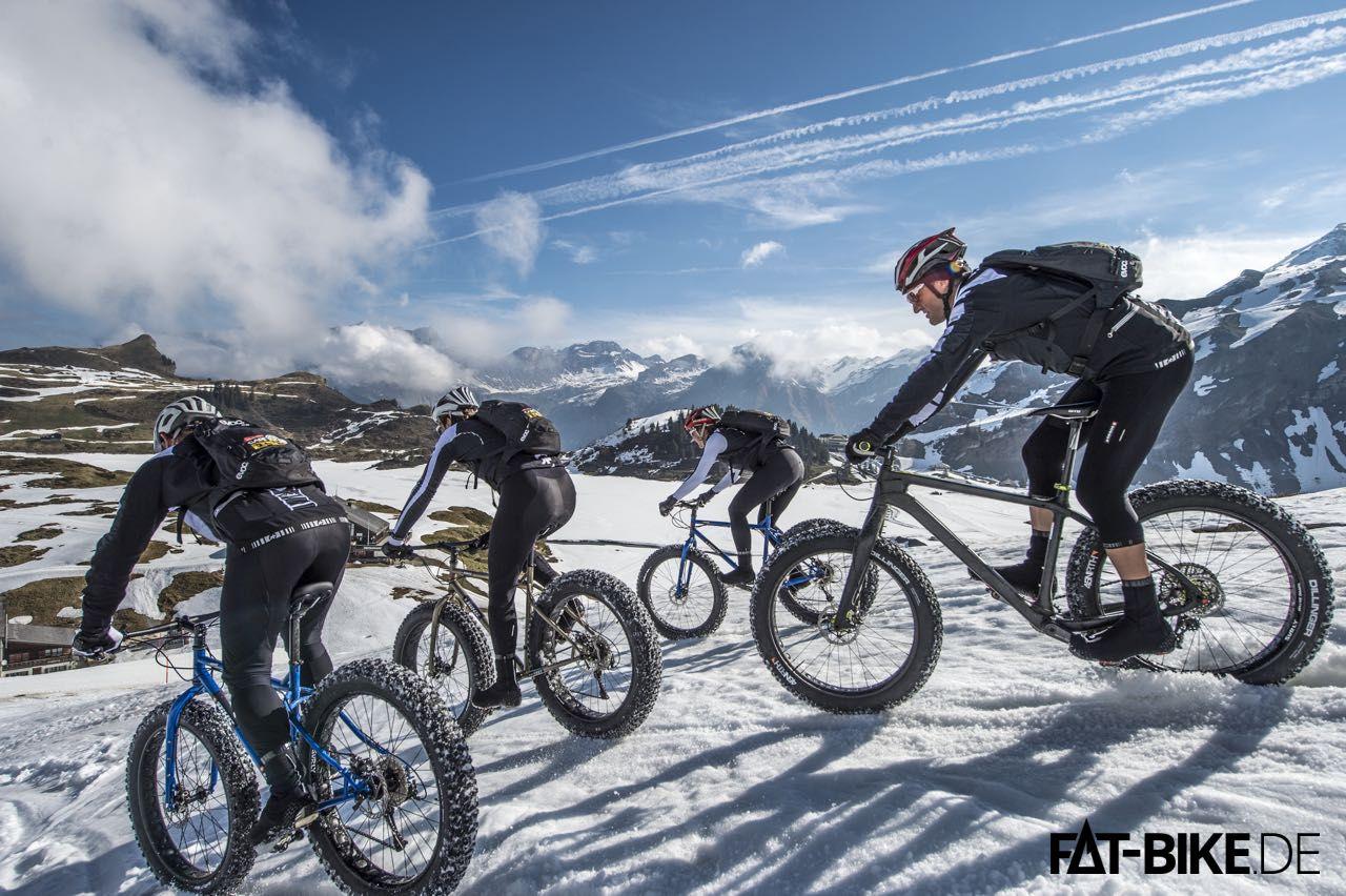 Snow Epic in Engelberg