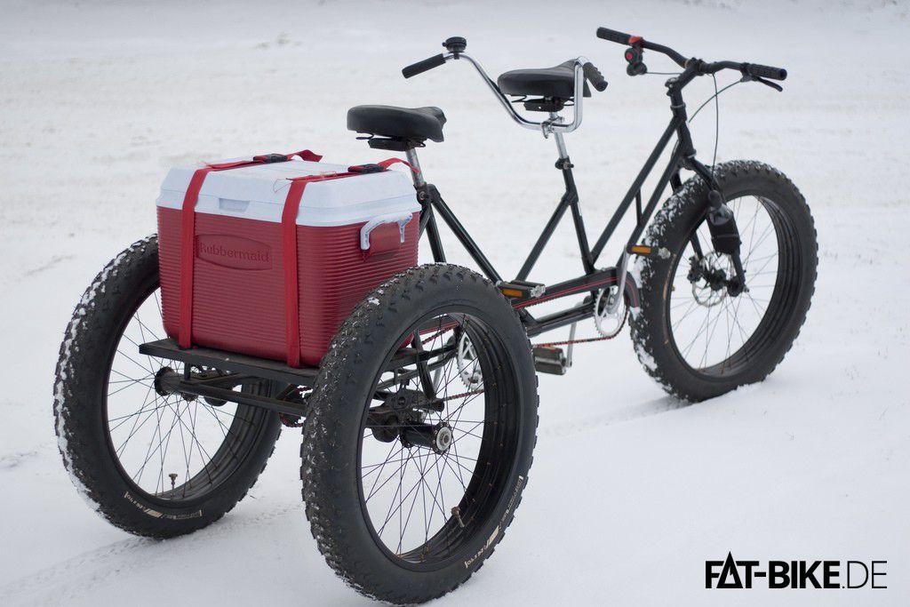 FATBike Trike Eigenbau