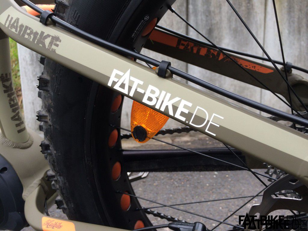 HAIBike Fatty von Thomas