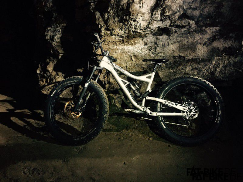 FAT Fanes FATBike Fully