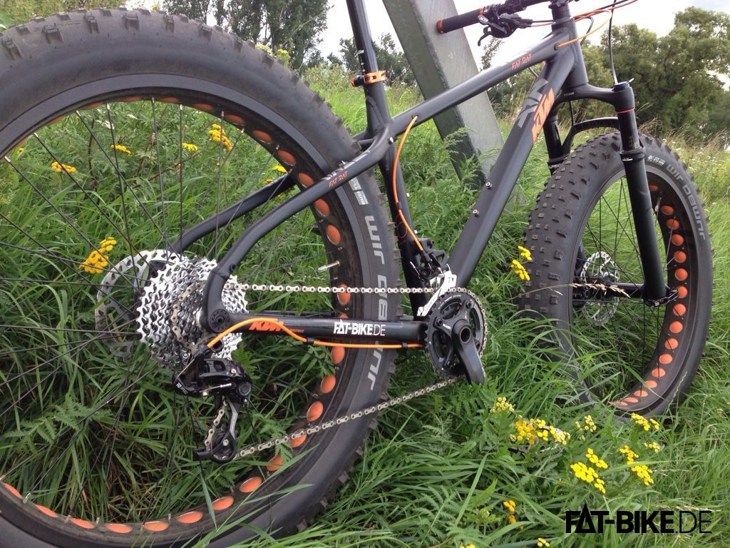 KTM FAT Rat von Michael