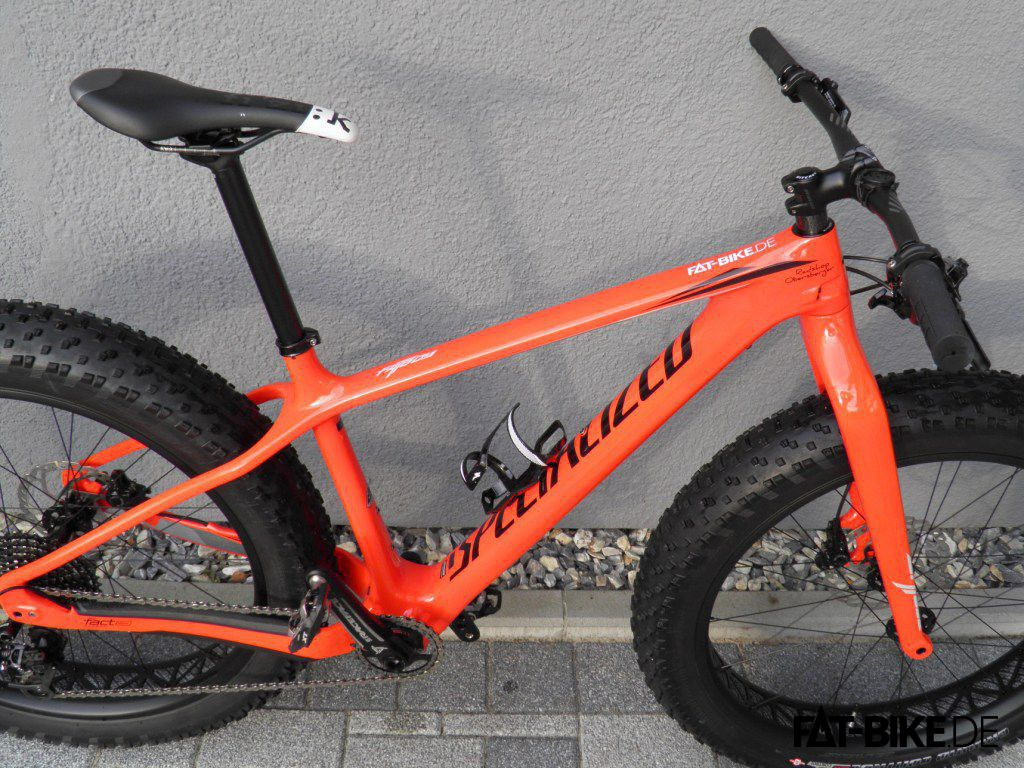 Specialized FatBoy Comp Carbon von Albert