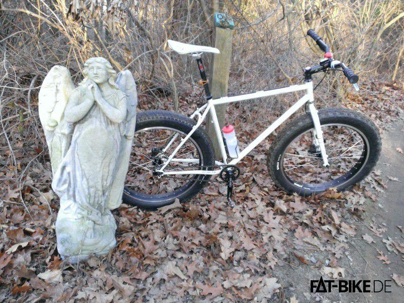 Ich will auch so ein Bike!!! (Quelle: Jochen F.)