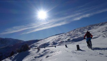 Winter Transalp 2014
