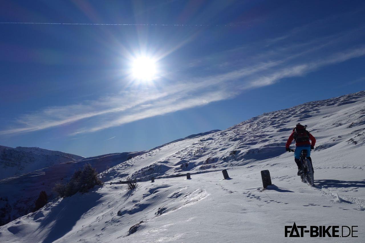 Winter Transalp 2014