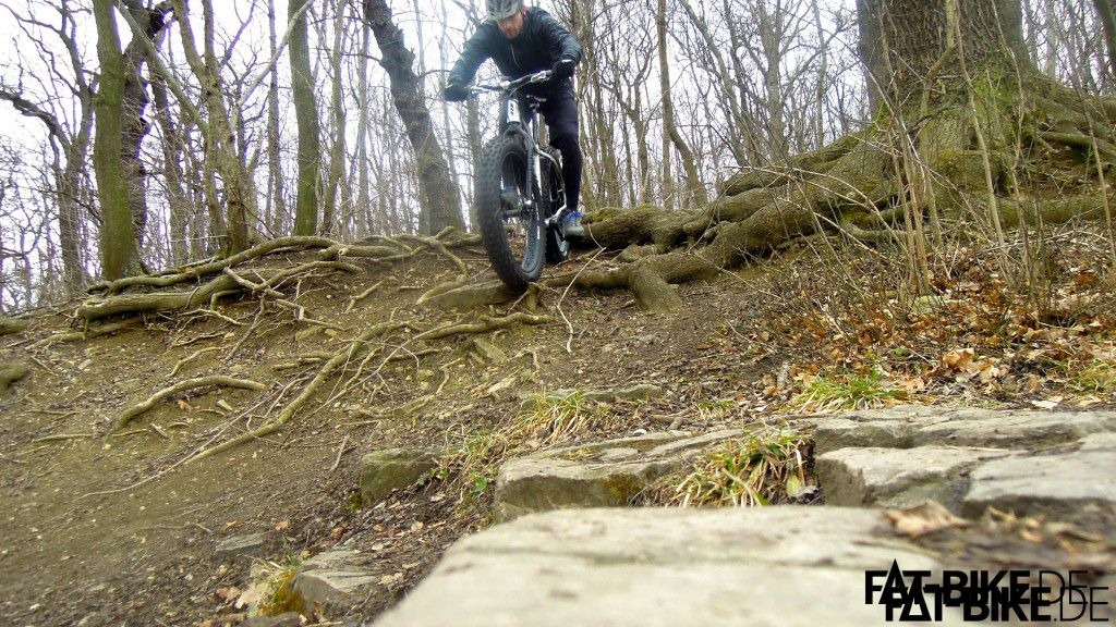 Mi:Tech FATBike in Action