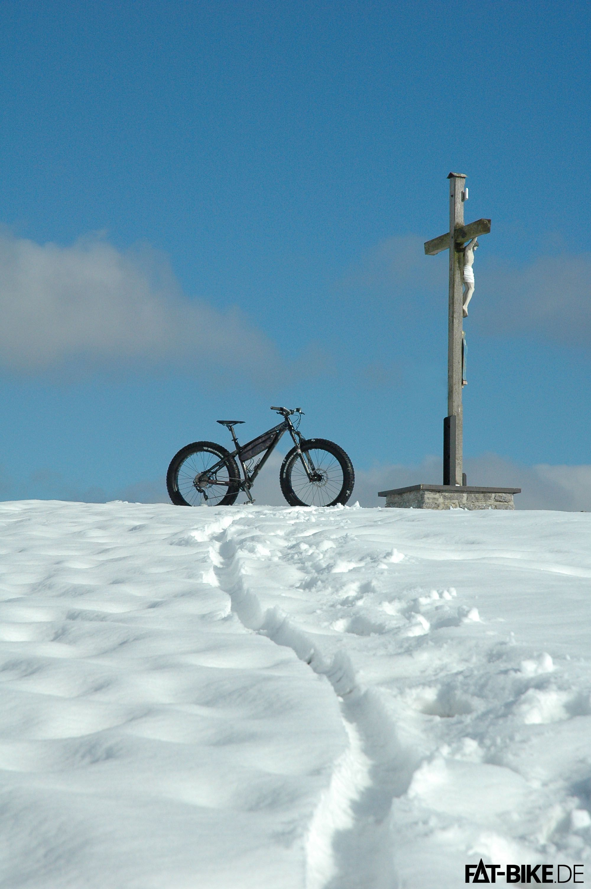 Rocky Mountain Blizzard im FATBike Test