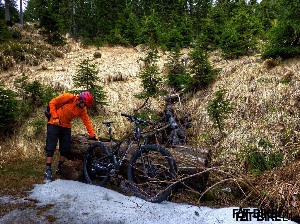 Ein bischen Schnee, ein bisschen Wasser, ein bischen Wade: Bikerlegende Wade Simmons