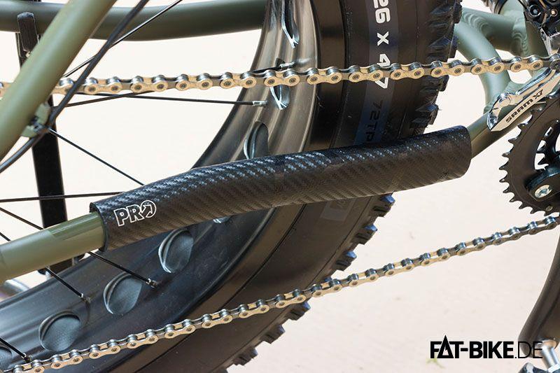 Voller schöner Details. Das SE Bikes F@R von Carlo. (Quelle: Carlo A.)