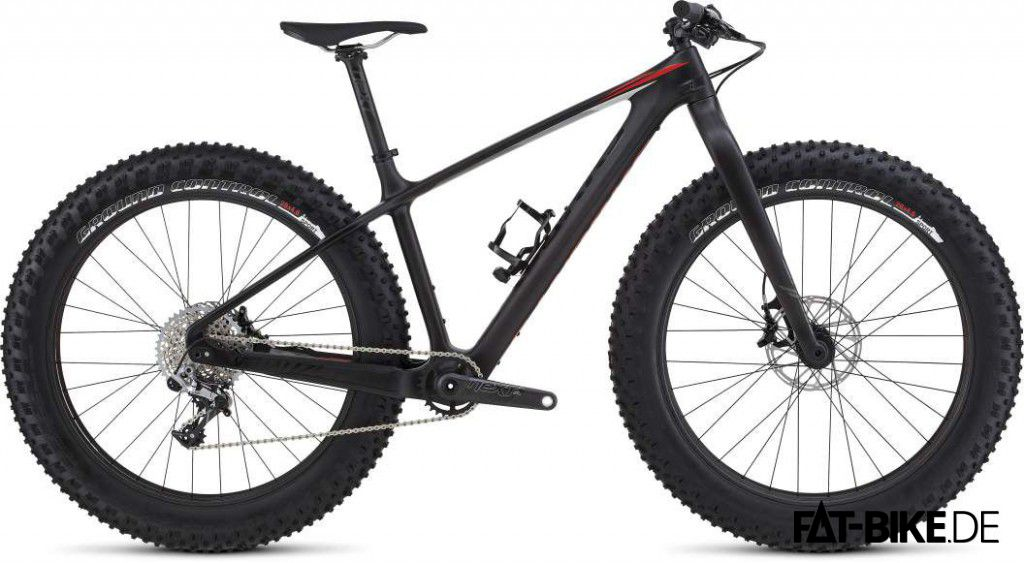 It's gettin' hot in here! Specialized S-Works FatBoy Carbon