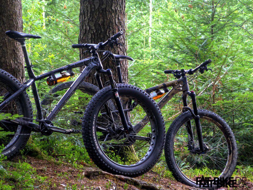 Noch nicht patentiert, aber bald! Der FAT-Bike.de Kartuschentest.