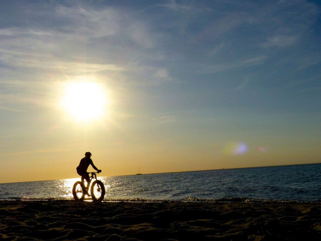 11.-13. September: Sonnenuntergangsromantik mit FATBikes erleben