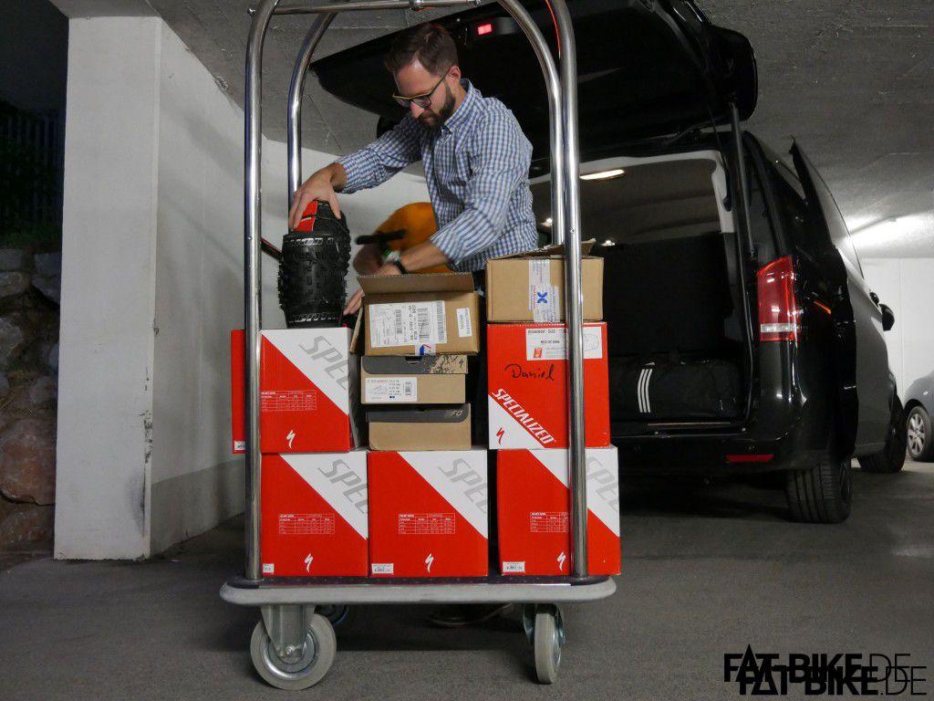 Partsdealer.Dan packt an!