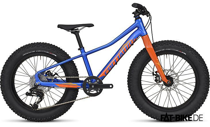 Specialized FatBoy 20 in Blau-Orange