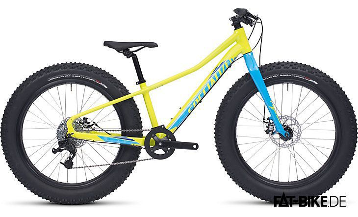 Specialized FatBoy 24 in green